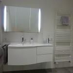 Hochwertige Badinstallationen ganz nach Kundenwunsch zusammengestellt