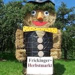 Herzlich Willkommen zum Frickinger Herbstmarkt!