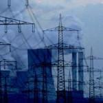 Kernenergie u. Stromleitungen Bild